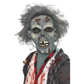 Halloween, strašidelné kostýmy - Maska Zombie