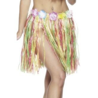 Havajská párty - Havajská sukně multi 46 cm