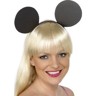 Karnevalové doplňky - Uši myš