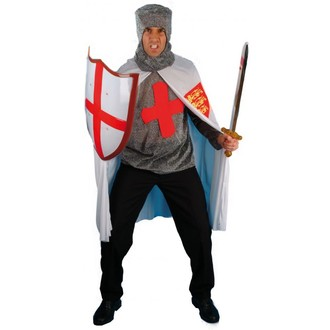 Historické kostýmy - Kostým Křižák