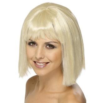 Paruky - Paruka Coquette blond
