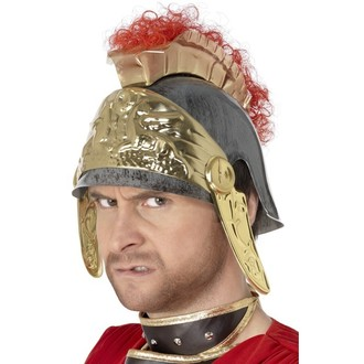Historické kostýmy - Helma Římská PVC