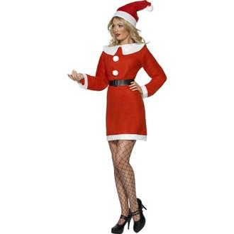 Kostýmy - Kostým Miss Santa