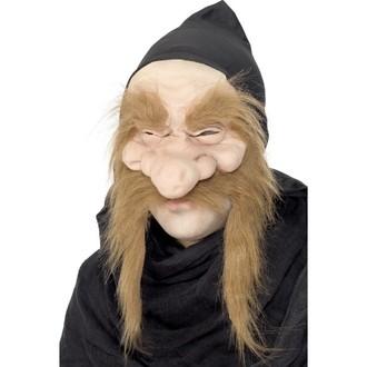 Masky - Maska Zlatokop s kapucí