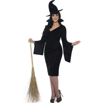 Čarodějnice - Kostým Čarodějnice-větší velikosti