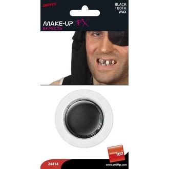 Karnevalové doplňky - Černý vosk na zuby