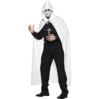 Halloween, strašidelné kostýmy - Bílý plášť