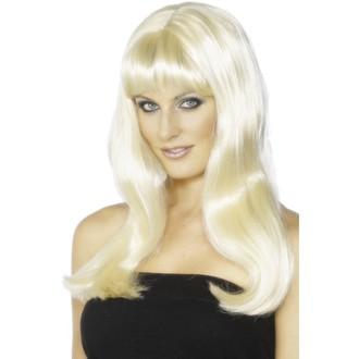 Paruky - Paruka Mystique blond