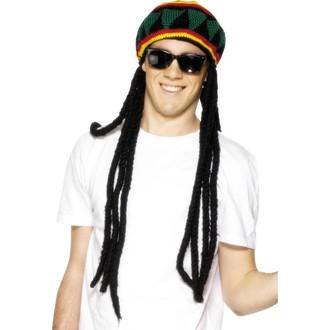 Hippie - Čepice s dredy