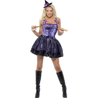 Čarodějnice - Dámský k ostým Sexy čarodějnice