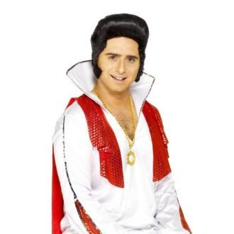 Paruky - Paruka Elvis deluxe