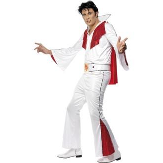 Kostýmy - Pánský kostým Elvis