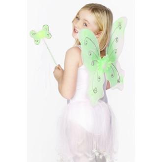 Princezny-Víly - Dětská křídla pro víly