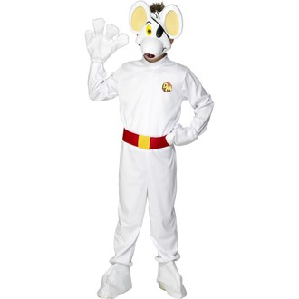 Kostýmy z filmů a pohádek - Dětský kostým Danger mouse