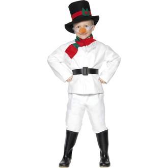Kostýmy - Dětský kostým Sněhulák