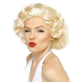 Paruky - Paruka Blonde Bombshell Marilyn Monroe