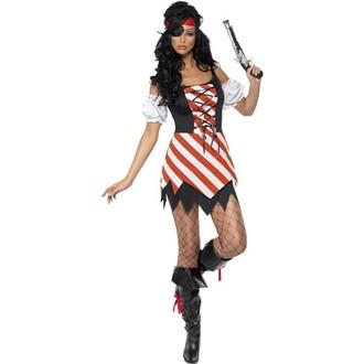 Piráti - Kostým Sexy pirátka