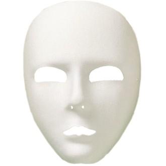 Masky - Maka Viso Bílá