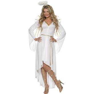 Mikuláš - Čert - Anděl - Kostým anděl s křídly