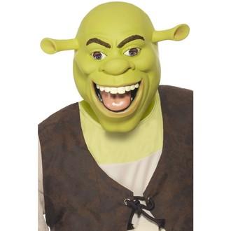 Kostýmy z filmů a pohádek - Maska Shrek