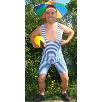 Zábavné předměty - Retro plavky pánské