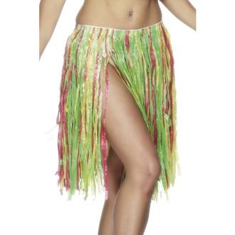 Havajská párty - Havajská sukně multi 56 cm