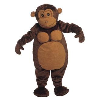 Kostýmy - Maskot Opice