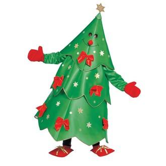 Kostýmy - Maskot Vánoční stromeček