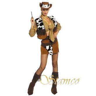 Kostýmy - Kostým Kovbojka