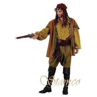 Piráti - Pánský kostým Pirát III