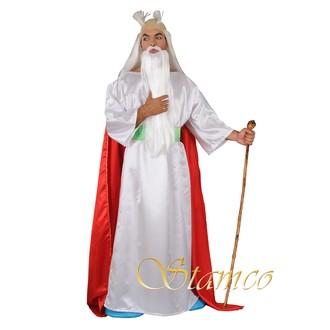 Kostýmy - Pánský kostým Galský čaroděj