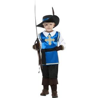 Historické kostýmy - Dětský kostým Mušketýr