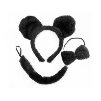 Karnevalové doplňky - Sada Myška