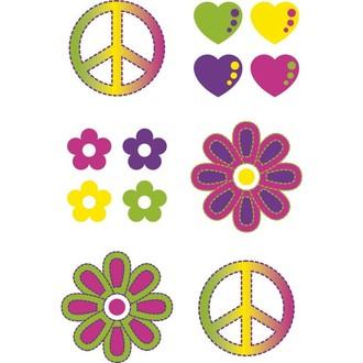 Hippie - Tetování Hippies