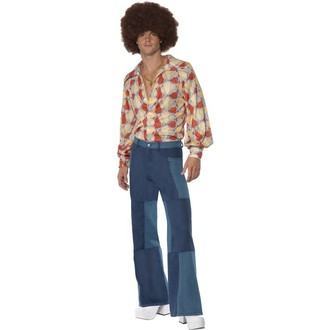 Hippie - Kalhoty 1970s style
