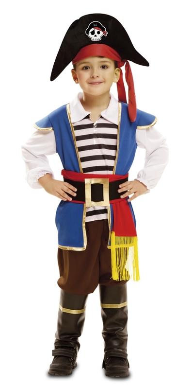 Dětský kostým Pirát - Maxi-karneval.cz 9efdfb1fcb5