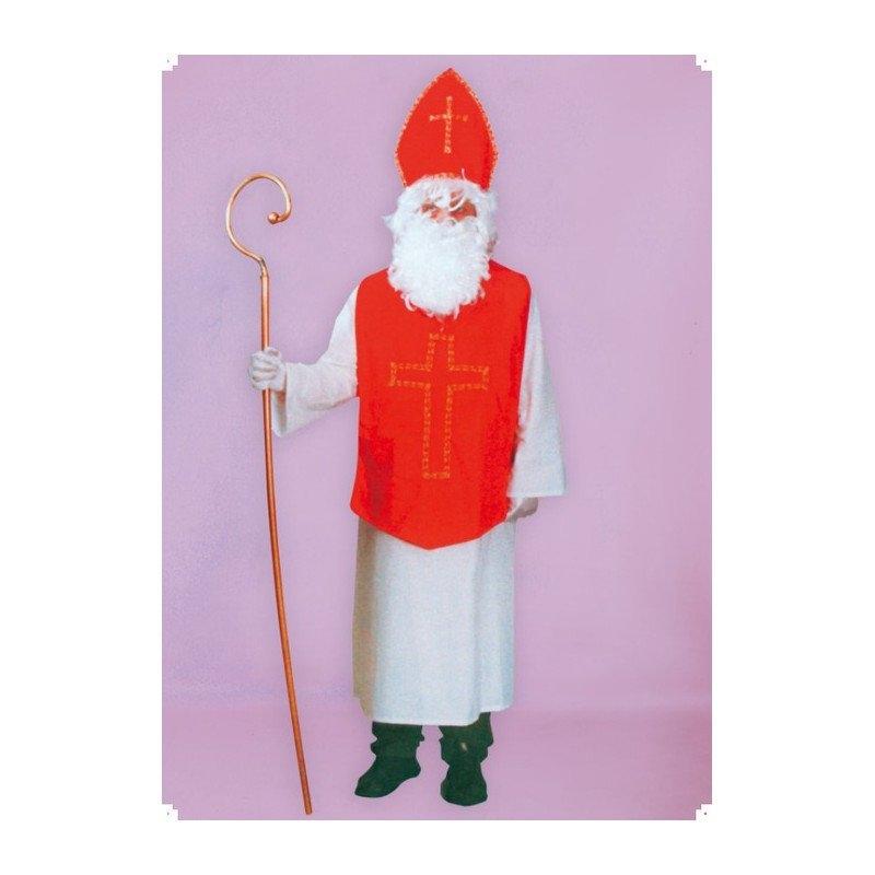 levný mikulášský kostým - levný kostým mikuláš - Maxi-karneval.cz c71c97c2cc4