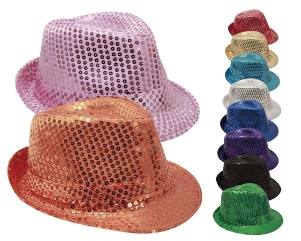 Flitrový klobouk-karnevalové klobouky-čepice čelenky - Maxi-karneval.cz 994e908f4b