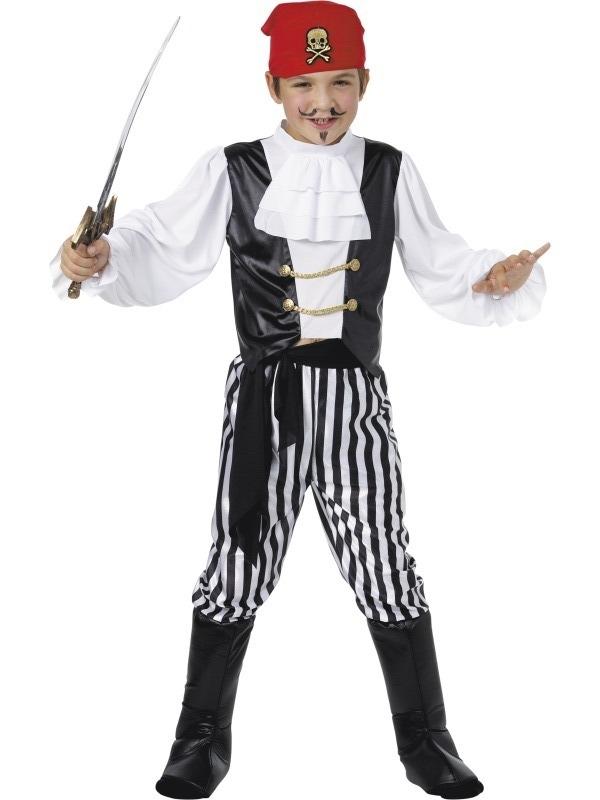 Dětský kostým pirát-dětské kostýmy levně - Maxi-karneval.cz b778a5e578d