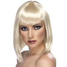 Paruka Glam blond