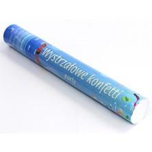 Konfety vystřelovací barevné pásky