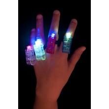Svítící prsty 4 ks