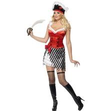 Dámský kostým Sexy pirátka