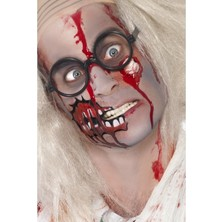 Make up Sada zombie