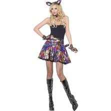 Kostým Disco kočka