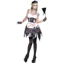 Dámský kostým Zombie pokojská