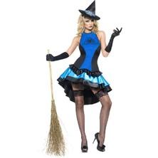 Dámský kostým Sexy čarodějnice