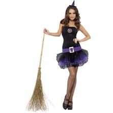 Dámský kostým Sexy čarodějnice I