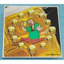 Hodiny Pivní krygl