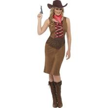 Kostým Cowgirl